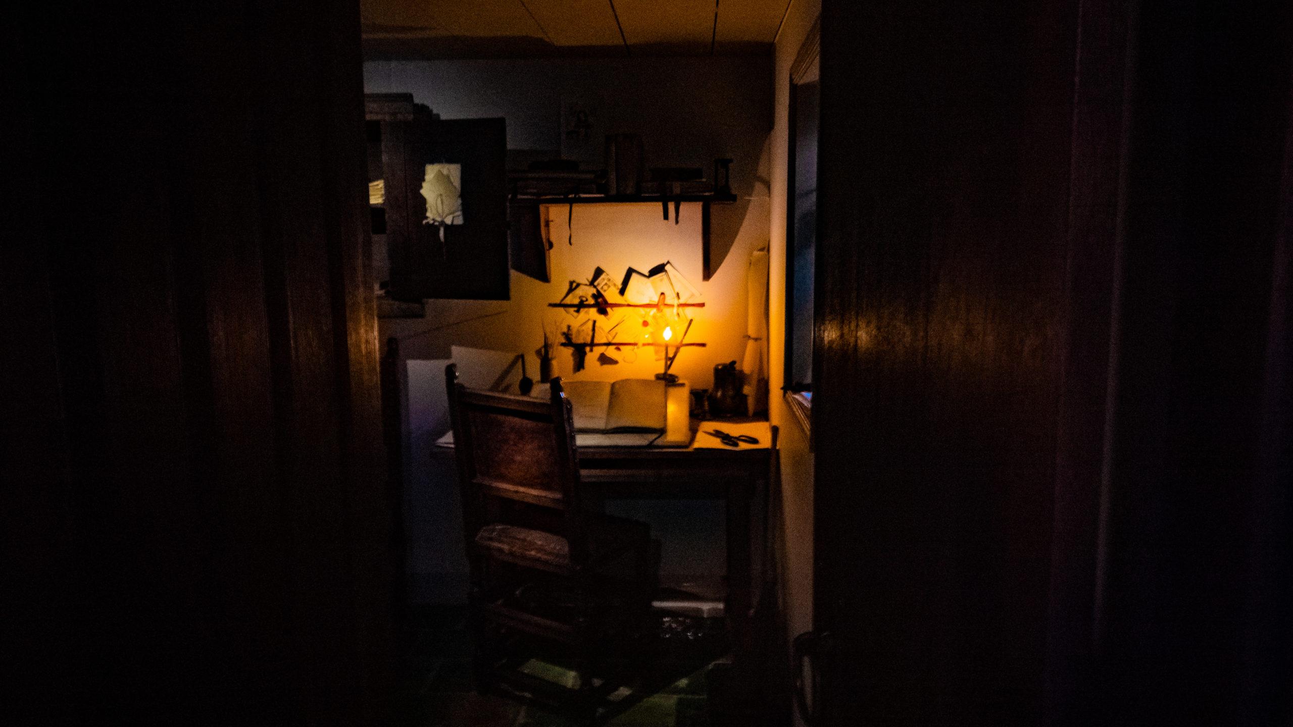 Bureau du Musée de la Maison de Rembrandt