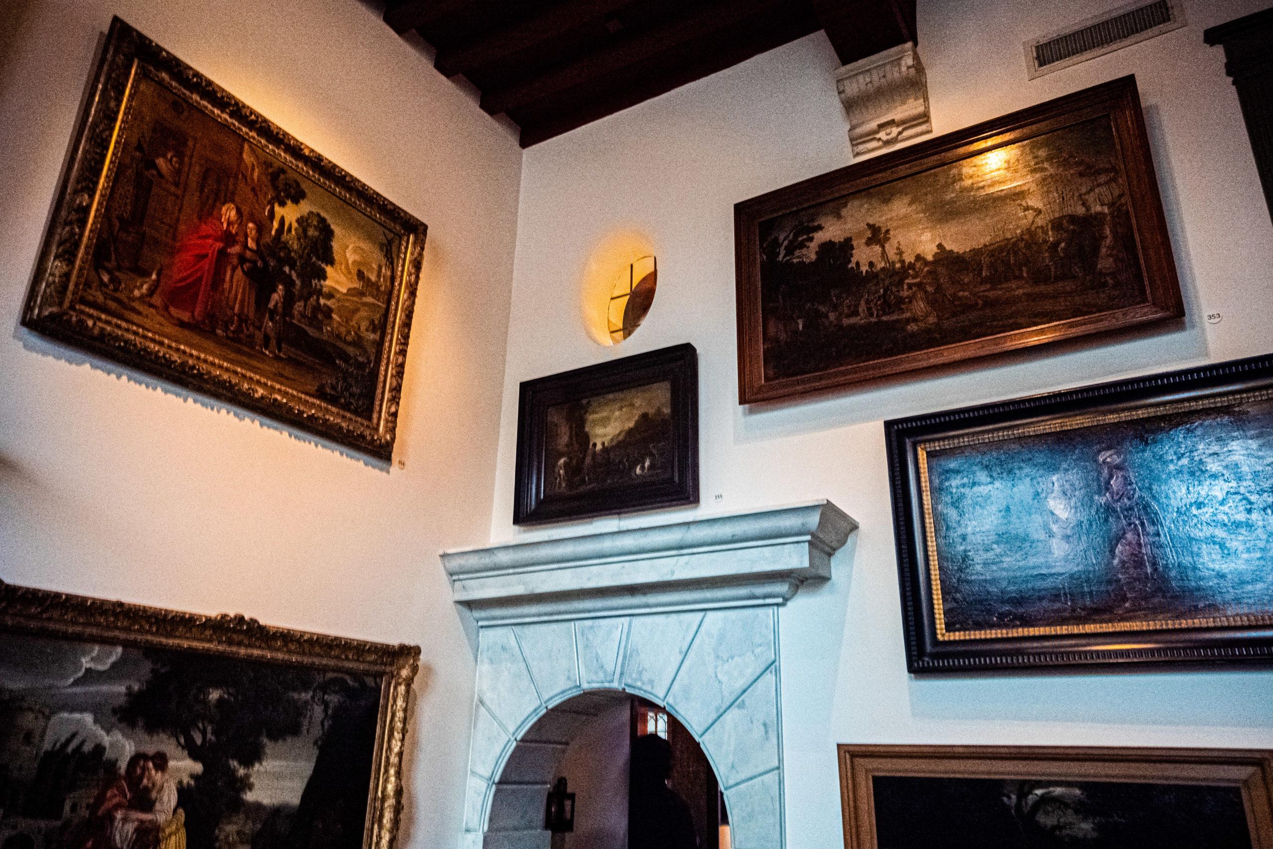 Tableaux du Musée de la Maison de Rembrandt